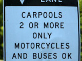 Earth Month: Eco-tip #12 Carpool to work