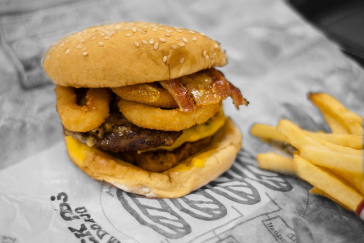 Unsustainable snacks: Fast food's environmental issues